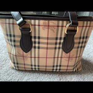 Authentic Burberry purse